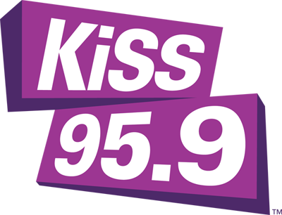 Kiss 95.9 radio logo